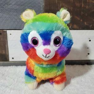 Spark Create plush rainbow pride Llama Alpaca
